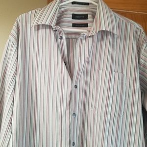Claiborne XLarge Mens Dress Shirt